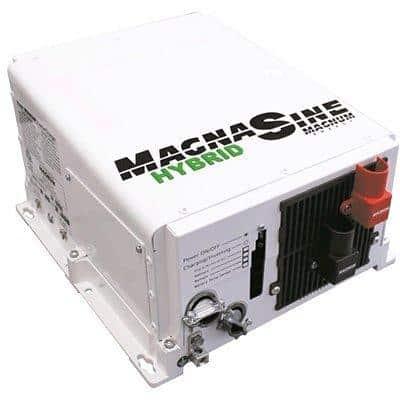 MAGNUM MSH4024M, 4000W 24V 105A HYBRID TRUE-SINEWAVE INVER