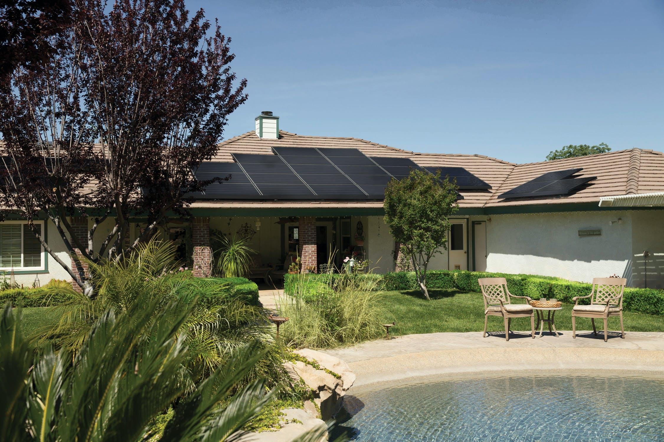 do solar panels raise the value of the house